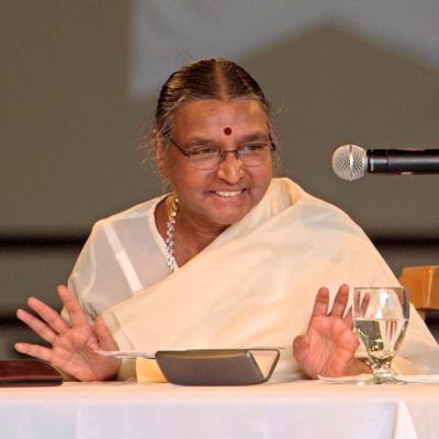 In Memoriam – Gita S. Iyengar